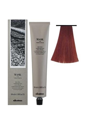 Davines Davines Mask Vibrachrom Saç Boyası 8,46 Açık Kumral Bakır Kızıl 100 Ml Renksiz